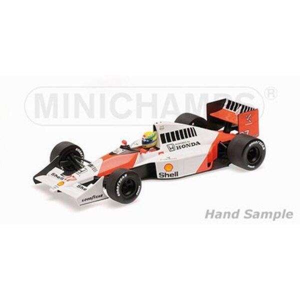 McLaren Honda MP4-5B