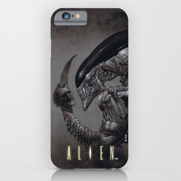 Alien Funda para iPhone 6 Plus Dead Head
