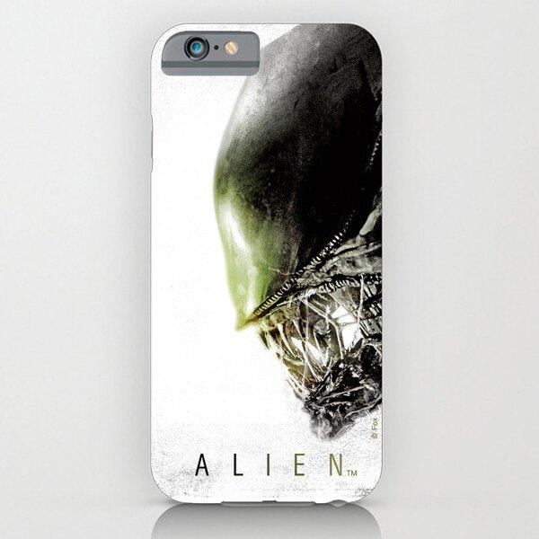 Alien Funda para iPhone 4 Face