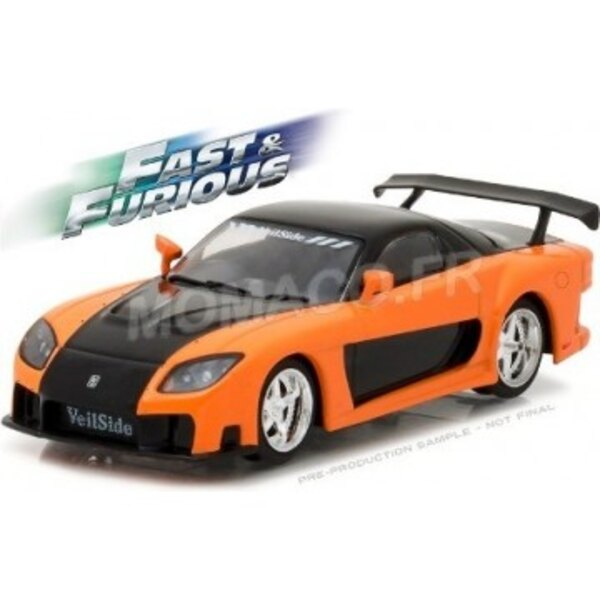 MAZDA RX-7 1997 The Fast and the Furious DRIFT TOKIO (2006)