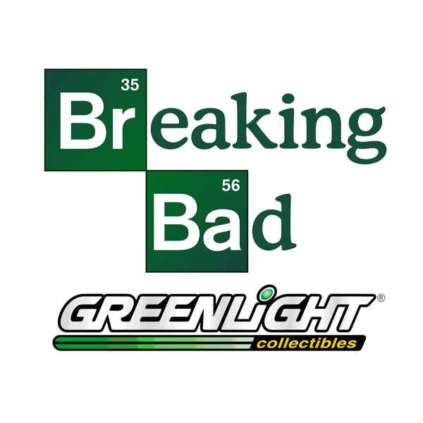 Breaking Bad Vehículo 1/43 2004 Pontiac Aztek de Walt