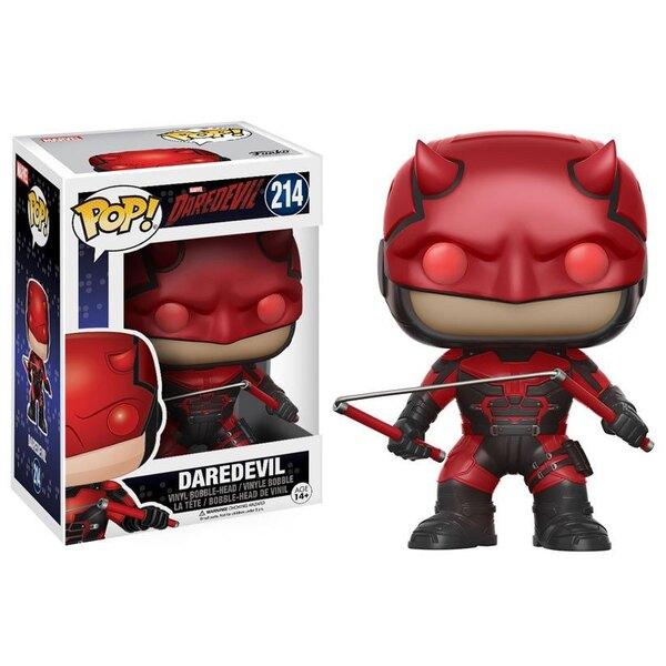 Daredevil POP! Marvel Vinyl Cabezón Daredevil 9 cm