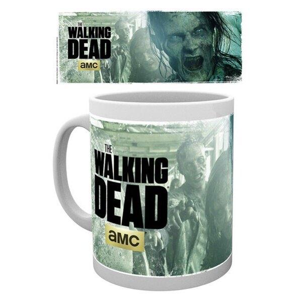 Walking Dead Taza Zombies