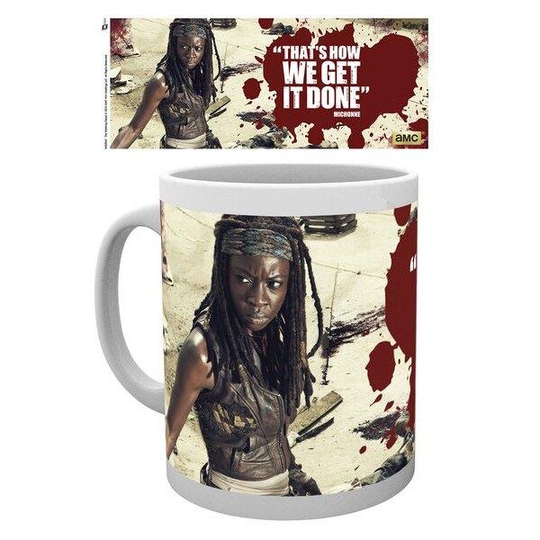 Walking Dead Taza Michonne