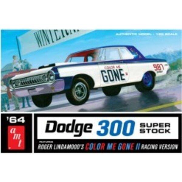 1964 de Dodge 300 Superstock Roger Lindamonds 'Color Me Gone'