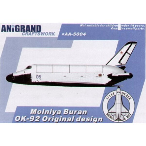 Molniya Buran OK-92 space shuttle. In 1972 U.S. President Nixon approved a program to develop a reusable Space Shuttle system. I