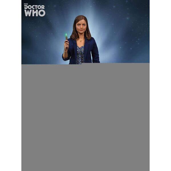Doctor Who Figura 1/6 Collector Figure Series Clara Oswald Series 7B 30 cm