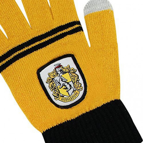 Harry Potter Guantes E-Touch Hufflepuff