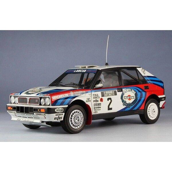 Lancia Delta HF Integrale 16v 1991 Rally de los 1000 Lagos