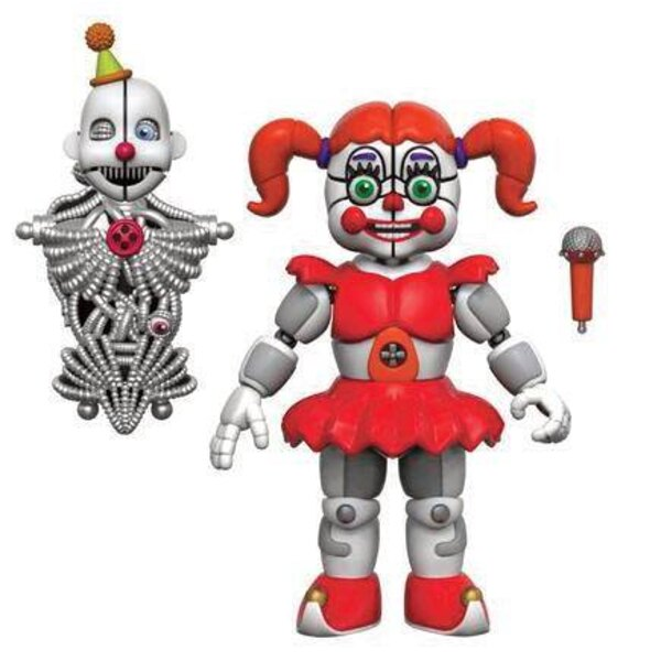 Five Nights at Freddy's Figura Baby Sister Location 13 cm