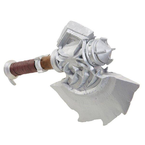 Warcraft Réplica Plástico Axe of Durotan 35 cm