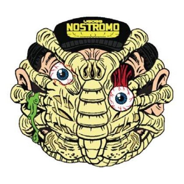 Alien Bola Antiestrés Madballs Facehugger