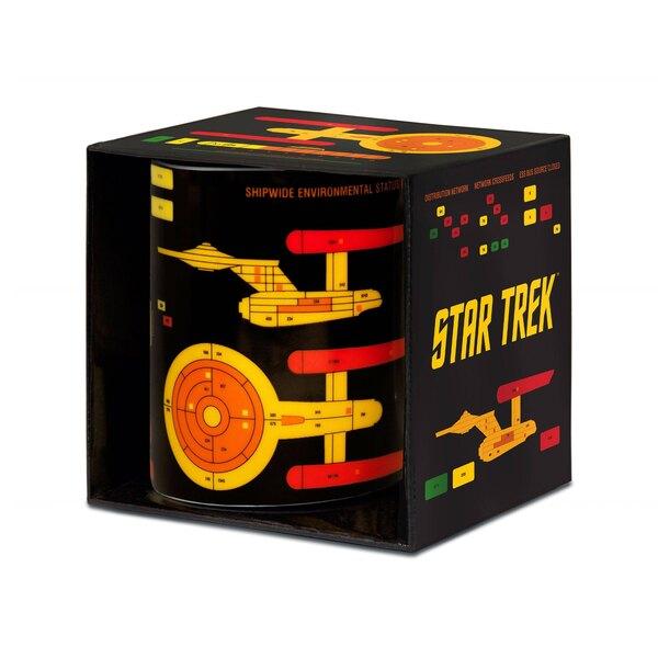 Star Trek Taza Starship Graph