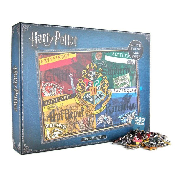 Puzzle Harry Potter Puzzle Marauder's Map