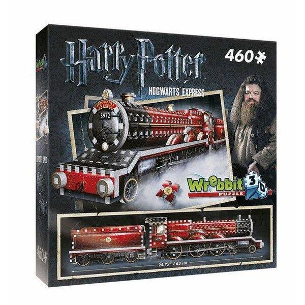 Puzzle 3d Harry Potter Puzzle 3D Hogwarts Express