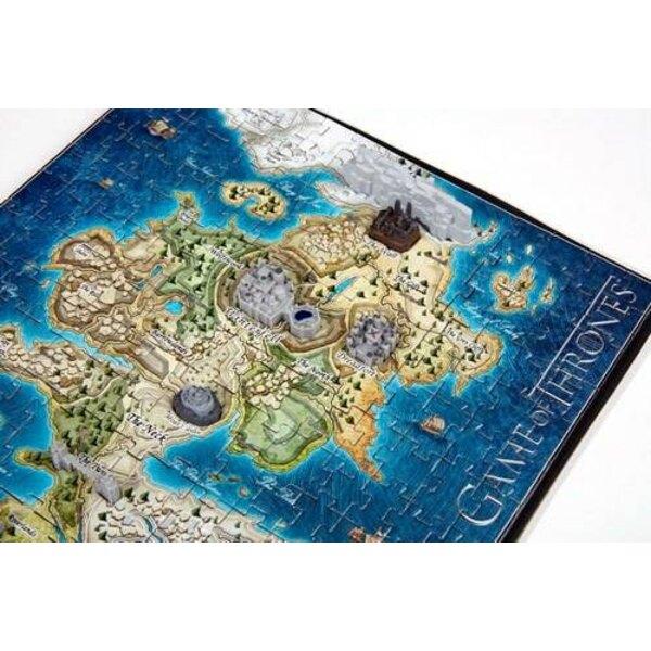Puzzle 3d Juego de Tronos Puzzle 3D Mini Westeros (340 piezas)