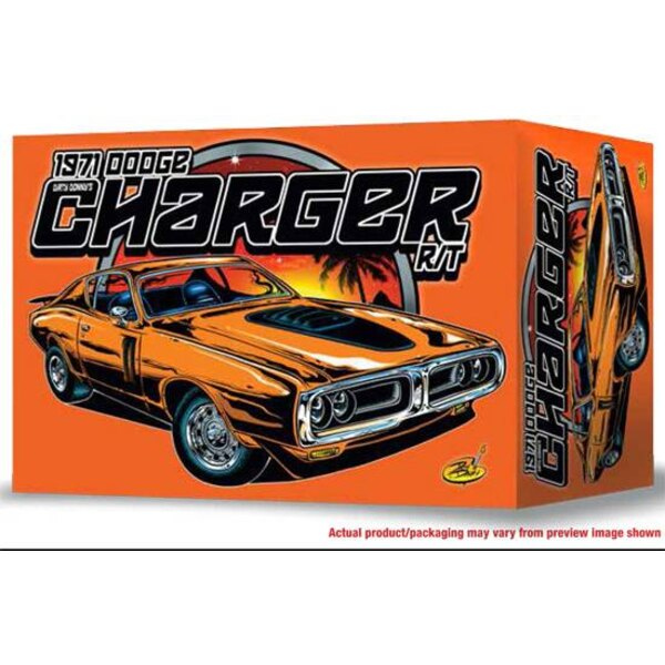 Dodge 1971 Cargador 1/25