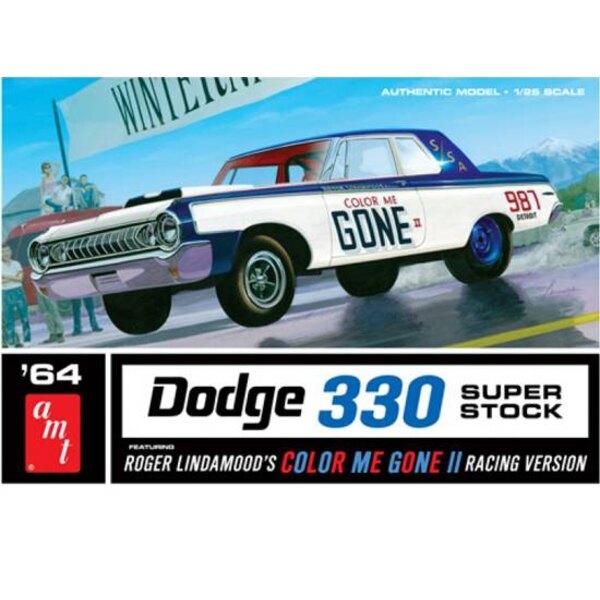 Dodge Color Me Gone 1/25