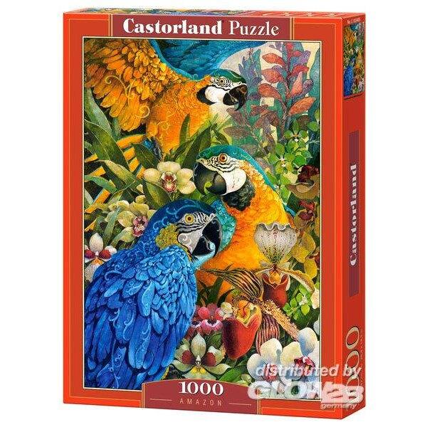 Puzzle Amazon, puzzle 1000 partes