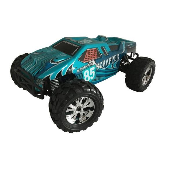 COCHECITO AZUL 1/10 4x4 BRUSHED RTR
