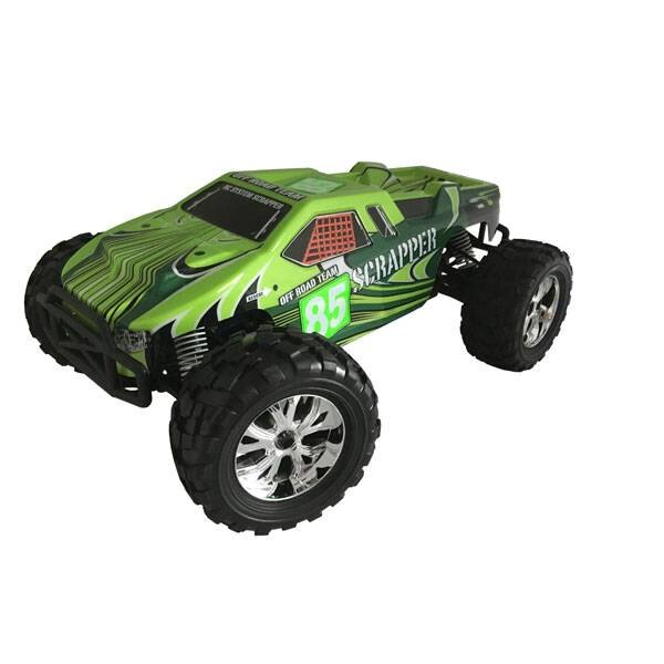 CARROCERÍA VERDE 1/10 4x4 BRUSHED RTR