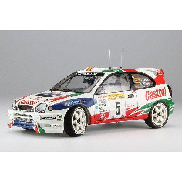 Toyota Corolla WRC 1998 Monte Carlo Rally ganador
