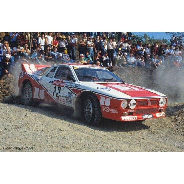 Lancia 037 Rally 1983 San Remo Rally