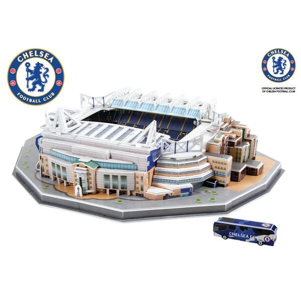 Stamford Bridge Stadium 3D Puzzle - CHELSEA