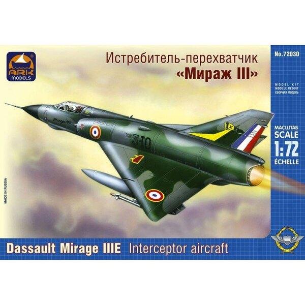 Dassault Mirage IIIE inter