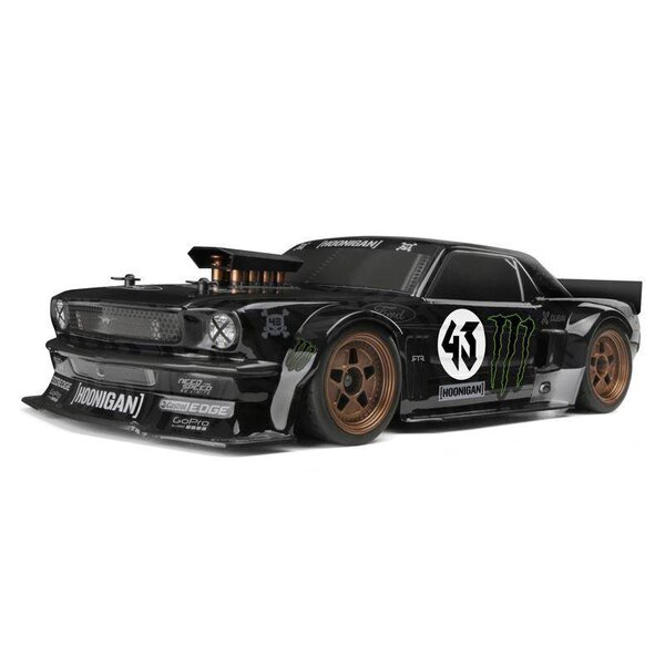 RS4 SPORT 3 RTR FORD MUSTANG 1965 HOONICORN