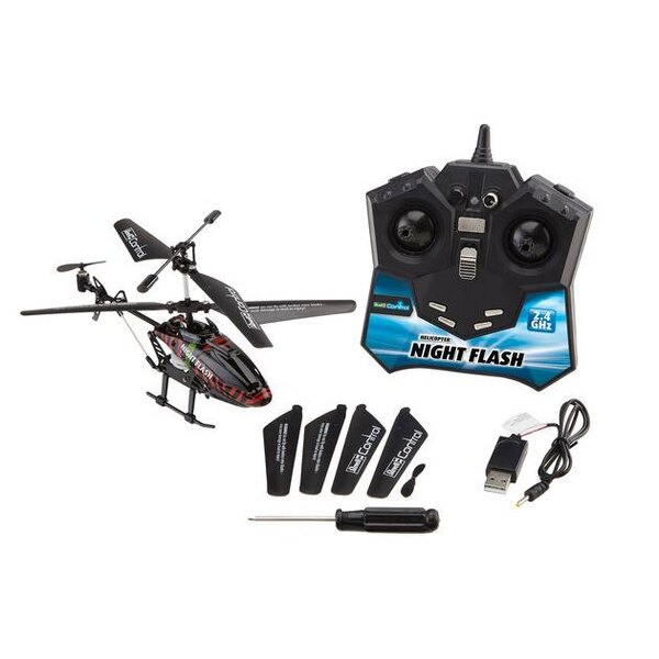 """RC Helicopter Building Set """"NIGHTO"""