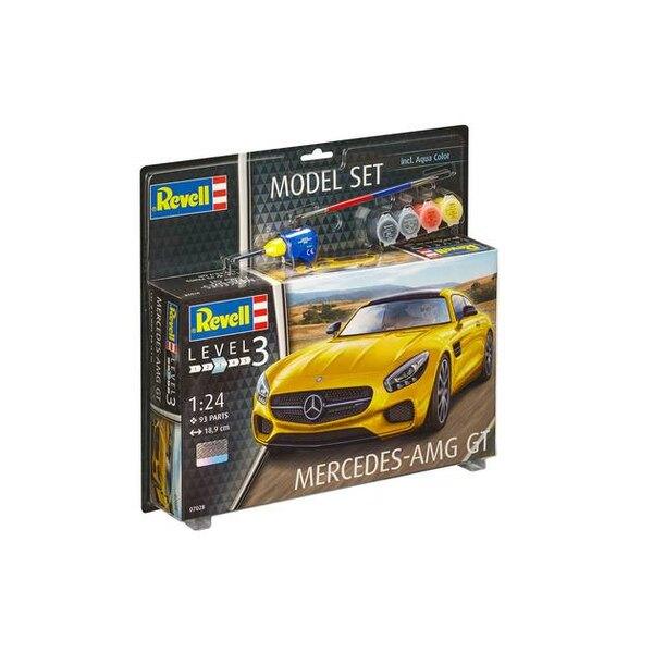 Caja Mercedes-AMG GT