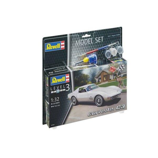 Caja Corvette C3