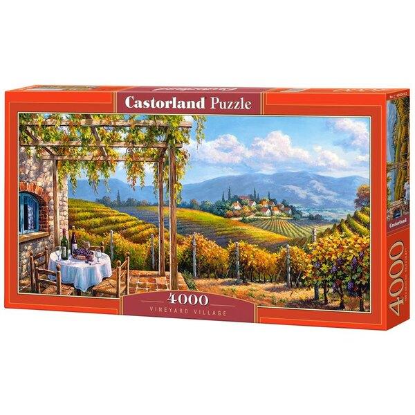 Puzzle Vineyard Village