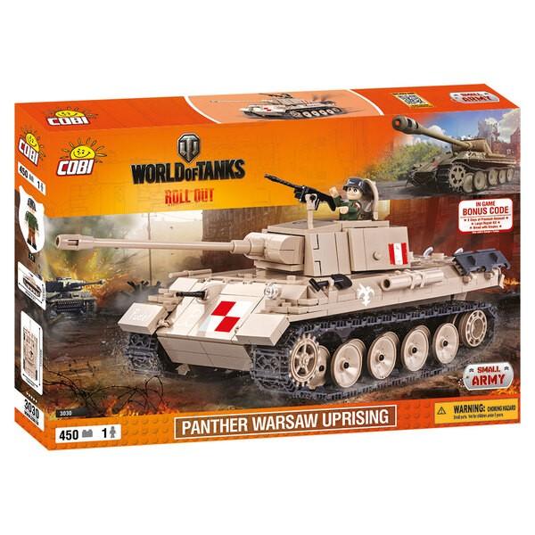 Panther Varsovia levantamiento