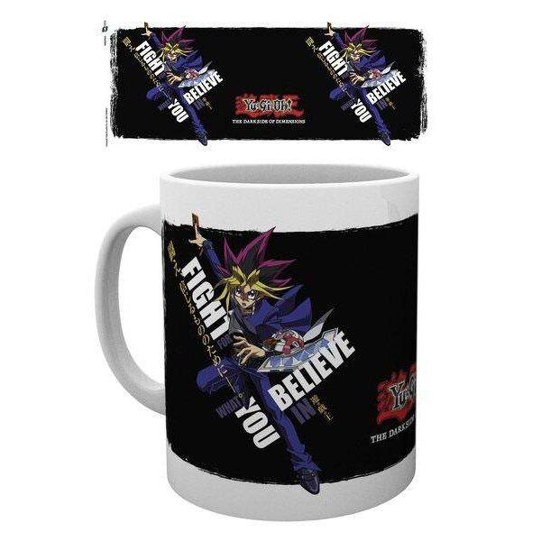 Yu-Gi-Oh! Taza DSOD Believe