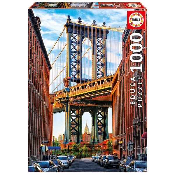 Puzzle Pont the Manhattan,