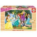 Puzzle Princesas de Bois Disney Educa EDUCA-17628