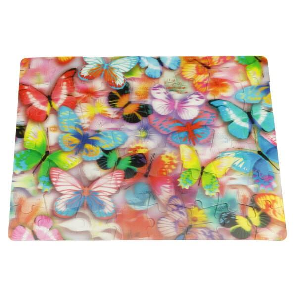 Puzzle 3d Puzzle 3D - 48 piezas - mariposas