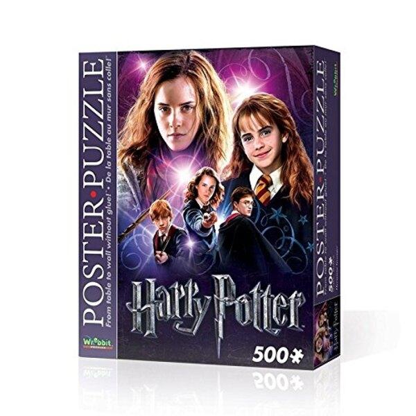 Puzzle Harry Potter Póster Puzzle Hermione Granger