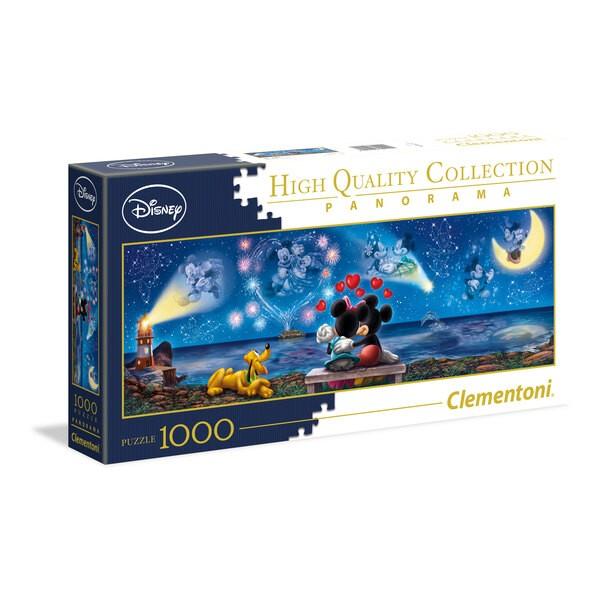 Puzzle Panorama - Mickey et Minnie