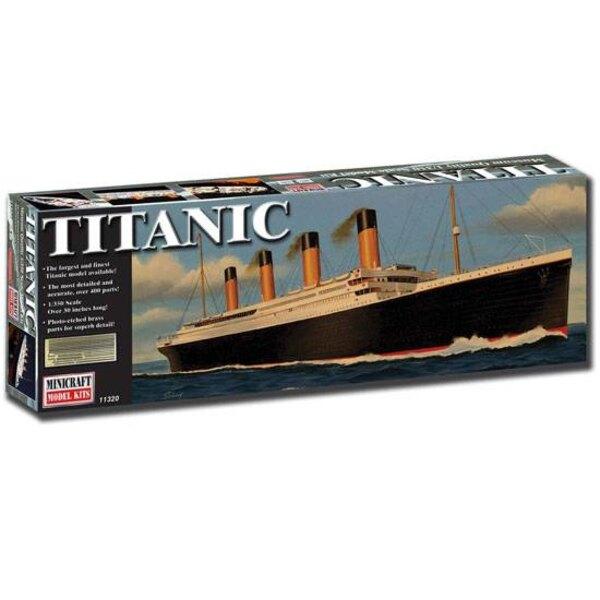 Edición RMS TITANIC 0 Deluxe