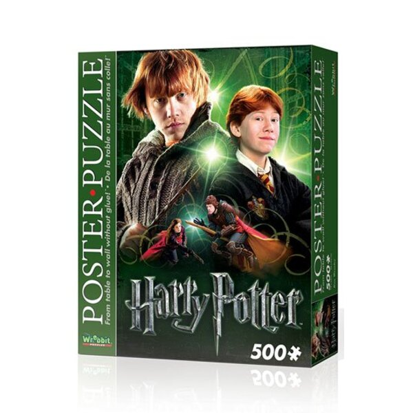 Puzzle Harry Potter Póster Puzzle Ron Weasley