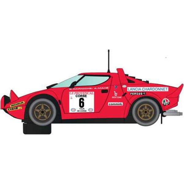 Lancia Stratos Race Rally Tour Winner 1975 Bernard Daniche - sujeto a la validación de los titulares de derechos