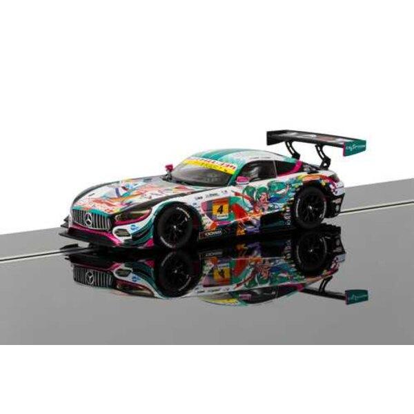 Mercedes AMG GT3, carreras de mercancías, 2016