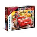 Puzzle Cars 3 Clementoni CLE-26424
