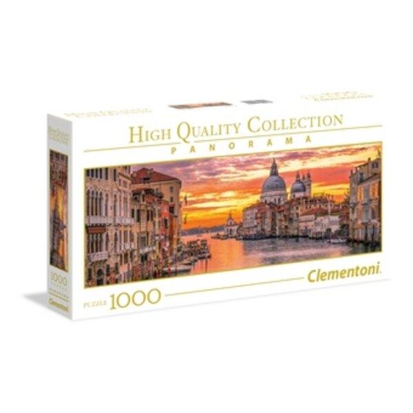 Puzzle Panorama - El Gran Canal - Venecia