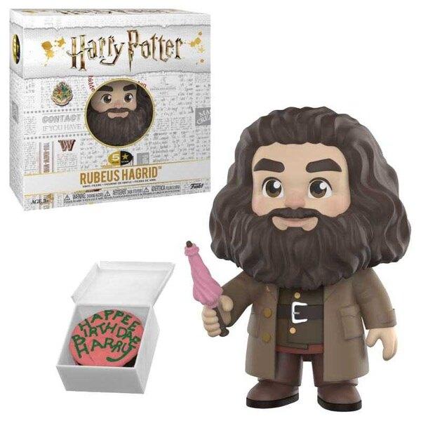 Harry Potter Figura Vinyl 5 Star Hagrid 8 cm