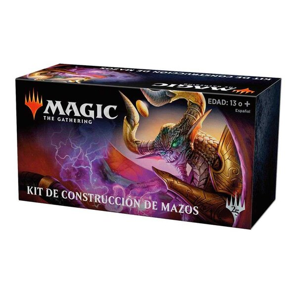 Magic the Gathering Colección Básica 2019 Kit de Construcción de Mazos castellano