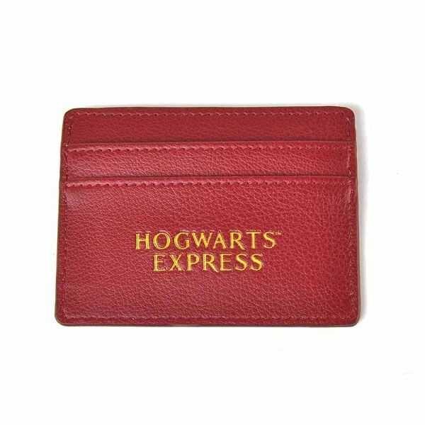 Harry Potter Carterita de Carné Platform 9 3/4